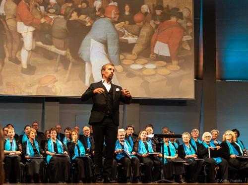 Christian Kotsis, Chor: Gesellschaft der Musikfreunde in Perchto