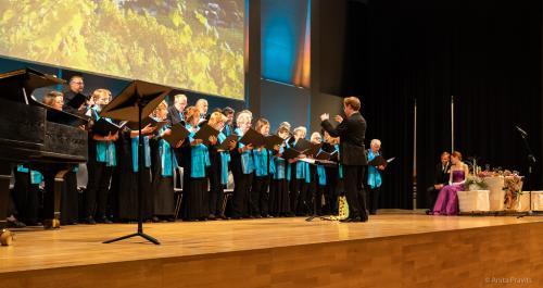 Stefano Torchio, Chor: Gesellschaft der Musikfreunde in Perchtol